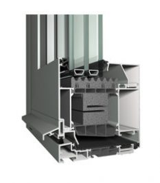 Aliuminio profilio gaminiai